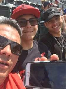 Adam attended Colorado Rockies vs. San Francisco Giants - MLB on Jul 17th 2019 via VetTix