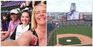 Rob attended Colorado Rockies vs. San Francisco Giants - MLB on Jul 17th 2019 via VetTix