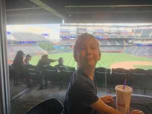 Debbie attended Colorado Rockies vs. San Francisco Giants - MLB on Jul 17th 2019 via VetTix