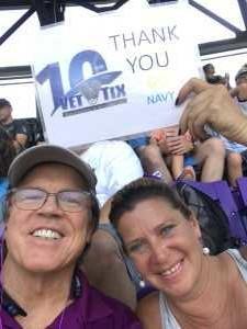 Darwin attended Colorado Rockies vs. San Francisco Giants - MLB on Jul 17th 2019 via VetTix