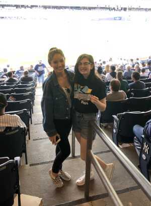 Austin attended New York Yankees vs. Tampa Bay Rays - MLB on Jun 19th 2019 via VetTix