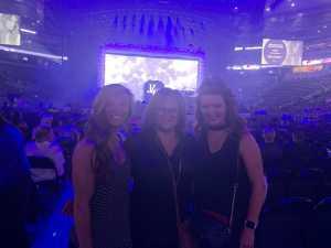 Robert attended Jennifer Lopez - Wednesday Night on Jun 19th 2019 via VetTix