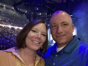 Dianne  attended Jennifer Lopez - Wednesday Night on Jun 19th 2019 via VetTix