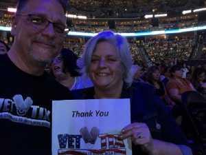 Mark B. attended Jennifer Lopez - Wednesday Night on Jun 19th 2019 via VetTix
