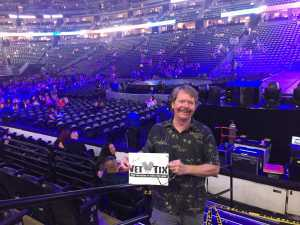 Rob attended Jennifer Lopez - Wednesday Night on Jun 19th 2019 via VetTix