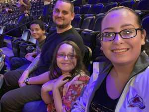 Nahira attended Jennifer Lopez - Wednesday Night on Jun 19th 2019 via VetTix
