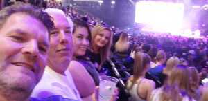 Jeff attended Jennifer Lopez - Wednesday Night on Jun 19th 2019 via VetTix