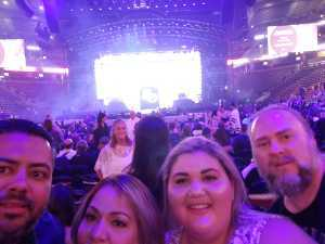 Mark attended Jennifer Lopez - Wednesday Night on Jun 19th 2019 via VetTix