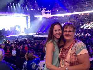 Amy attended Jennifer Lopez - Wednesday Night on Jun 19th 2019 via VetTix