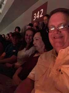Andrew attended Jennifer Lopez - Wednesday Night on Jun 19th 2019 via VetTix
