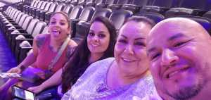 JulioCesar attended Jennifer Lopez - Wednesday Night on Jun 19th 2019 via VetTix