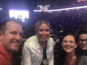 Andrew attended Jennifer Lopez - Wednesday Night on Jun 19th 2019 via VetTix