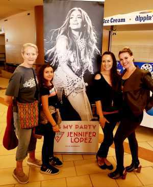 JoAnn attended Jennifer Lopez - Wednesday Night on Jun 19th 2019 via VetTix