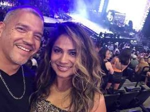John attended Jennifer Lopez - Wednesday Night on Jun 19th 2019 via VetTix