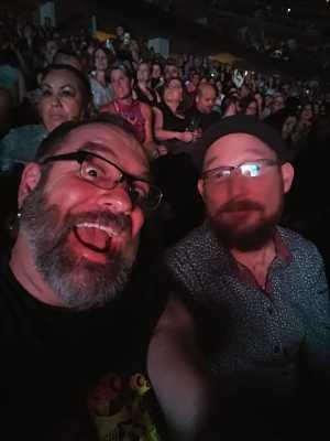Steven attended Jennifer Lopez - Wednesday Night on Jun 19th 2019 via VetTix