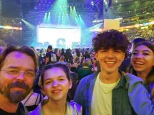 Paul attended Jennifer Lopez - Wednesday Night on Jun 19th 2019 via VetTix