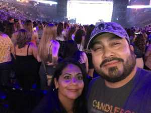 Luis attended Jennifer Lopez - Wednesday Night on Jun 19th 2019 via VetTix