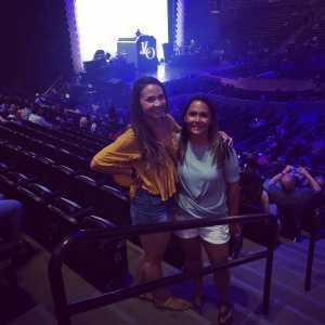 Travis attended Jennifer Lopez - Wednesday Night on Jun 19th 2019 via VetTix