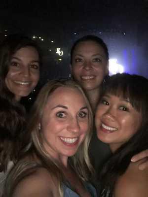 Manuel attended Jennifer Lopez - Wednesday Night on Jun 19th 2019 via VetTix