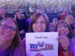 Melvin attended Jennifer Lopez - Wednesday Night on Jun 19th 2019 via VetTix