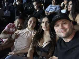 Michael attended Jennifer Lopez - Wednesday Night on Jun 19th 2019 via VetTix