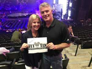 Bernadette attended Jennifer Lopez - Wednesday Night on Jun 19th 2019 via VetTix