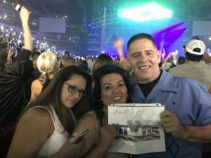 alan attended Jennifer Lopez - Wednesday Night on Jun 19th 2019 via VetTix