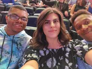 Theodore attended Jennifer Lopez - Wednesday Night on Jun 19th 2019 via VetTix