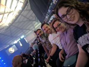 Lydia attended Jeff Lynne's Elo With Special Guest Dhani Harrison - Pop on Jun 28th 2019 via VetTix