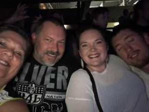 Kristi attended Jeff Lynne's Elo With Special Guest Dhani Harrison - Pop on Jun 28th 2019 via VetTix
