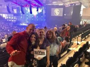 Kimberly attended Jeff Lynne's Elo With Special Guest Dhani Harrison - Pop on Jun 28th 2019 via VetTix