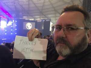 Michael  attended Jeff Lynne's Elo With Special Guest Dhani Harrison - Pop on Jun 28th 2019 via VetTix