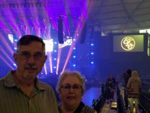 JD attended Jeff Lynne's Elo With Special Guest Dhani Harrison - Pop on Jun 28th 2019 via VetTix