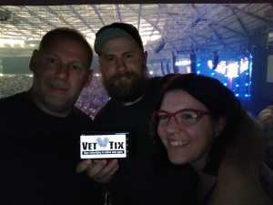 Roger attended Jeff Lynne's Elo With Special Guest Dhani Harrison - Pop on Jun 28th 2019 via VetTix