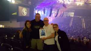 George attended Jeff Lynne's Elo With Special Guest Dhani Harrison - Pop on Jun 28th 2019 via VetTix