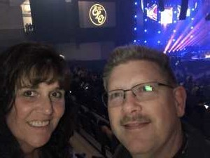 James attended Jeff Lynne's Elo With Special Guest Dhani Harrison - Pop on Jun 28th 2019 via VetTix