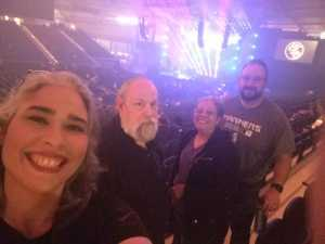 Dinah attended Jeff Lynne's Elo With Special Guest Dhani Harrison - Pop on Jun 28th 2019 via VetTix
