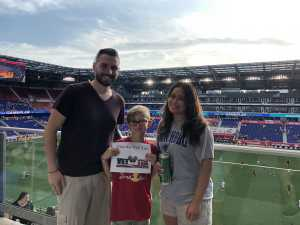 Click To Read More Feedback from New York Red Bulls vs. New England Revolution - MLS