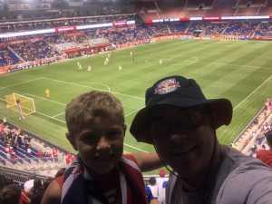thomas attended New York Red Bulls vs. Colorado Rapids - MLS on Aug 31st 2019 via VetTix