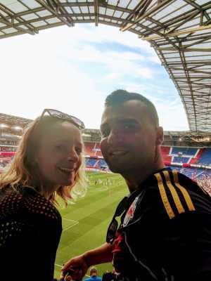 John attended New York Red Bulls vs. Colorado Rapids - MLS on Aug 31st 2019 via VetTix