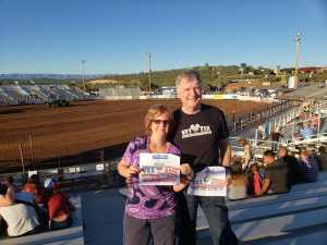 Stephen attended World's Oldest Continuous Rodeo - Friday Night Only Performance on Aug 16th 2019 via VetTix