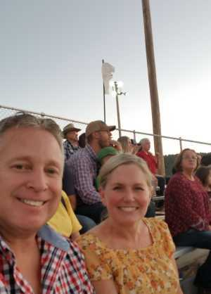 Jeffery attended World's Oldest Continuous Rodeo - Friday Night Only Performance on Aug 16th 2019 via VetTix