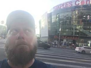 Shaun attended Los Angeles Sparks vs. Las Vegas Aces - WNBA on Jun 27th 2019 via VetTix