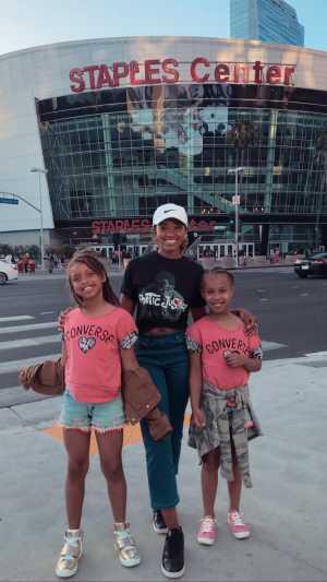 Mike attended Los Angeles Sparks vs. Las Vegas Aces - WNBA on Jun 27th 2019 via VetTix