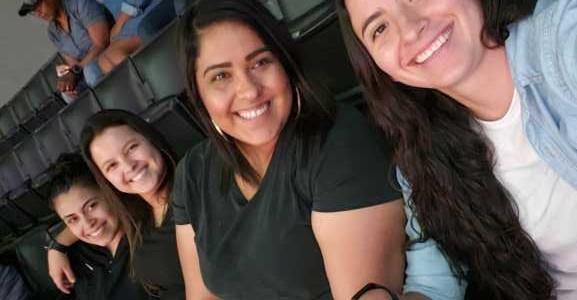 Abigail attended Los Angeles Sparks vs. Las Vegas Aces - WNBA on Jun 27th 2019 via VetTix