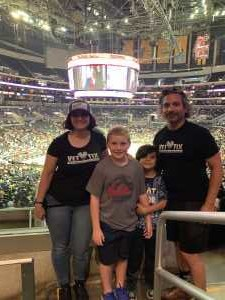 Peter attended Los Angeles Sparks vs. Seattle Storm - WNBA on Aug 4th 2019 via VetTix