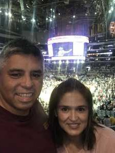 David attended Los Angeles Sparks vs. Seattle Storm - WNBA on Aug 4th 2019 via VetTix