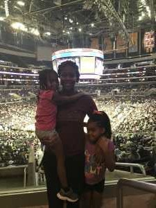 jmia attended Los Angeles Sparks vs. Seattle Storm - WNBA on Aug 4th 2019 via VetTix