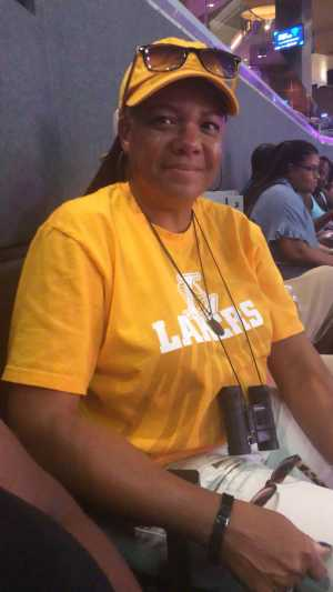 Nicole attended Los Angeles Sparks vs. Seattle Storm - WNBA on Aug 4th 2019 via VetTix
