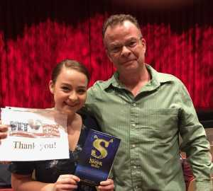 Tim attended Shrek - The Musical: Preview Night at the MCC Performing Arts Center on Jul 18th 2019 via VetTix